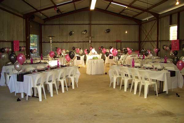Weddings at Madison's Mountain Retreat